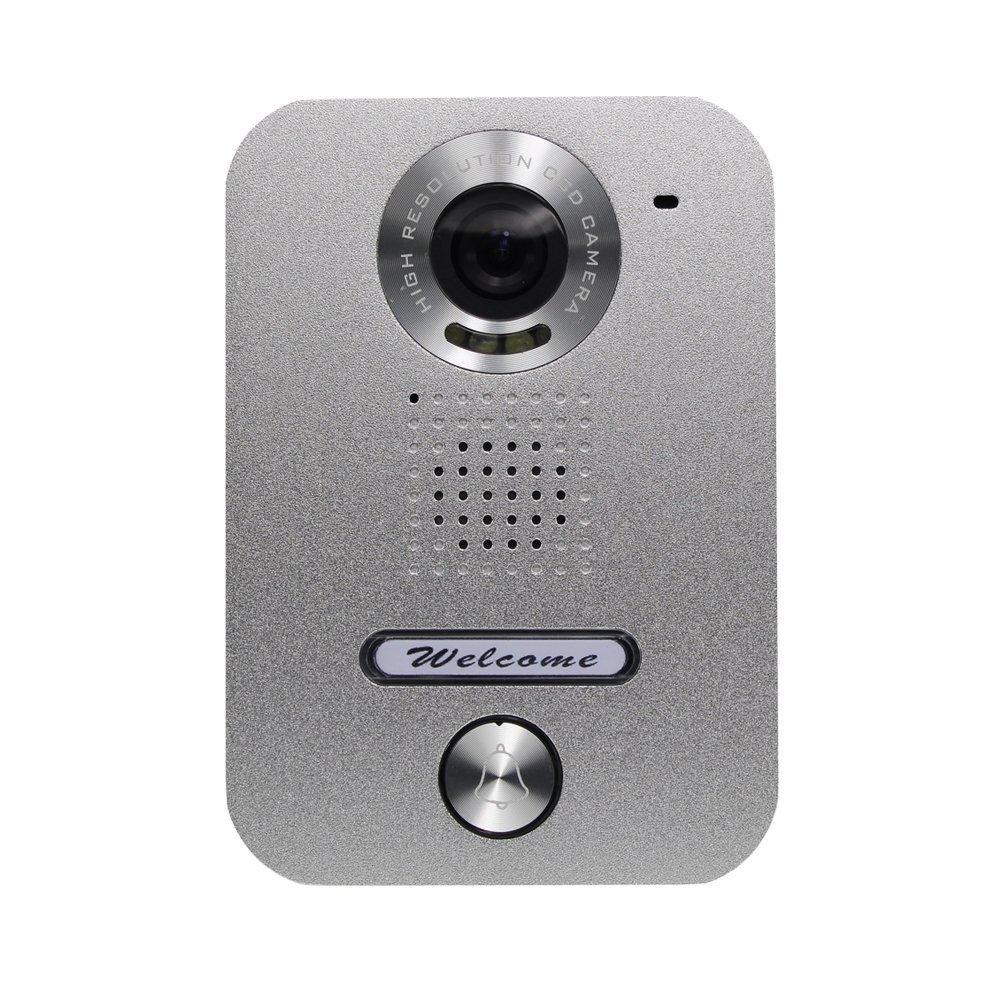 7 Inch Lcd Monitor 700tvl Wireless Wifi Ip Video Doorphone